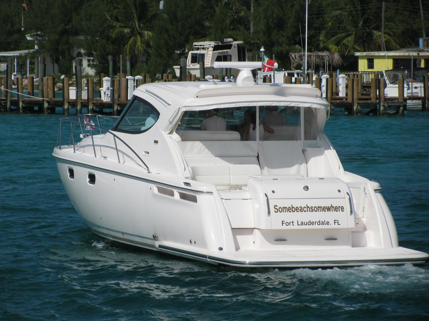 Tiara Yachts-4500 Sovran 2011-SOMEBEACH SOMEWHERE Fort Lauderdale-Florida-United States-1444082 | Thumbnail