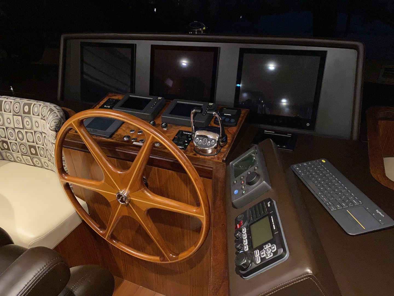 Ocean Alexander-Motor yacht flybridge 2016-Journey Fort Lauderdale-Florida-United States-1451301 | Thumbnail