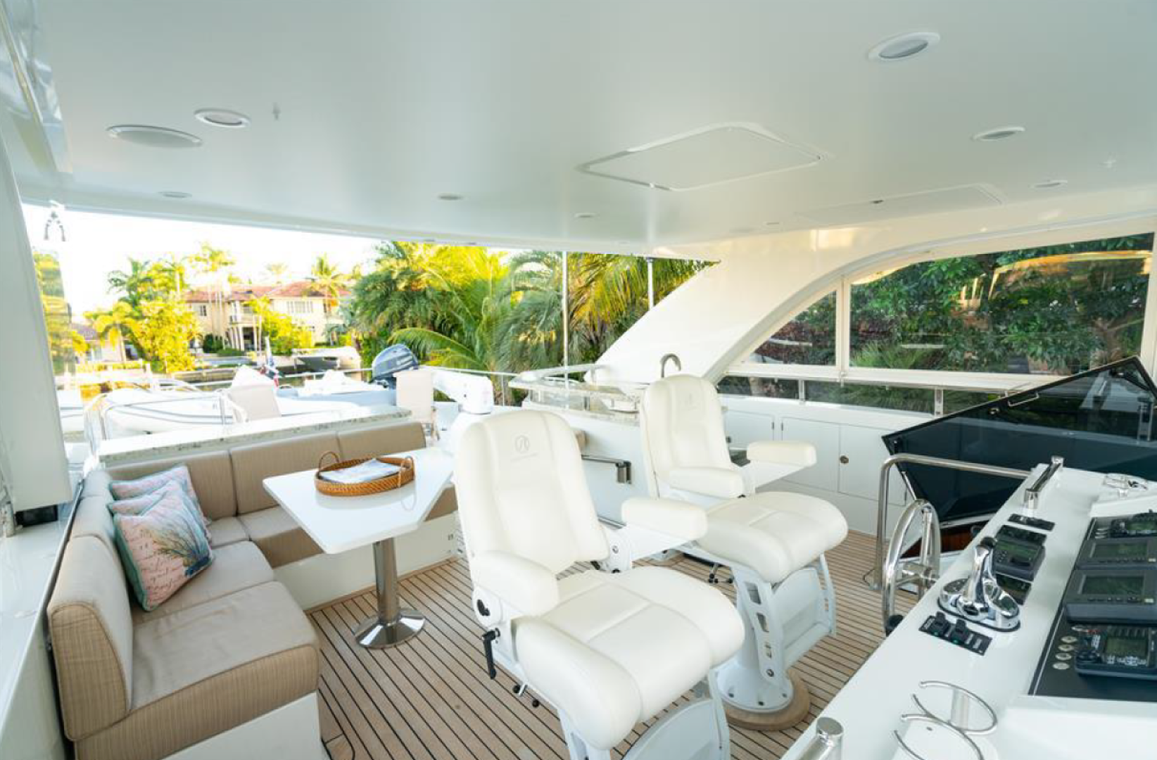 Ocean Alexander-Motor yacht flybridge 2016-Journey Fort Lauderdale-Florida-United States-1451189 | Thumbnail