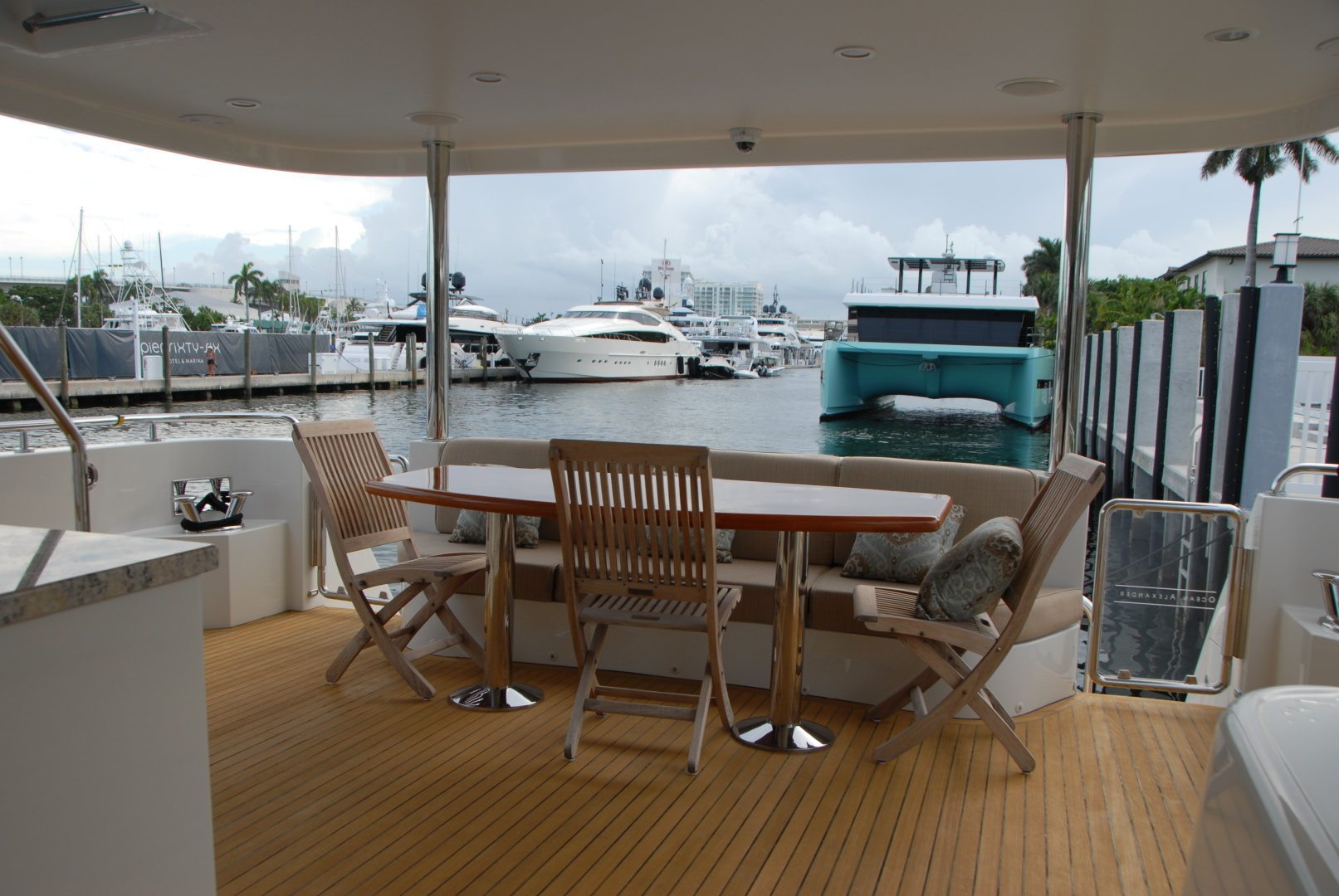 Ocean Alexander-Motor yacht flybridge 2016-Journey Fort Lauderdale-Florida-United States-1451229 | Thumbnail