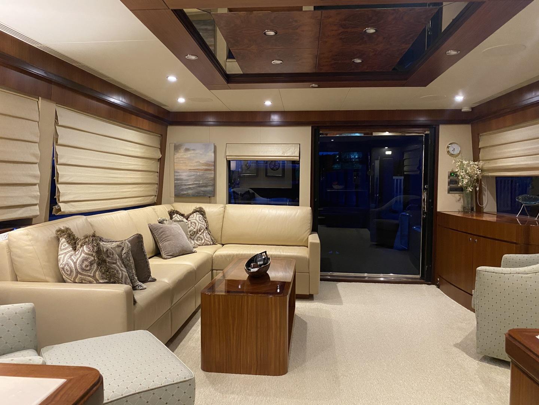 Ocean Alexander-Motor yacht flybridge 2016-Journey Fort Lauderdale-Florida-United States-1451126 | Thumbnail