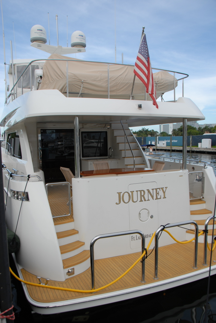 Ocean Alexander-Motor yacht flybridge 2016-Journey Fort Lauderdale-Florida-United States-1451183 | Thumbnail