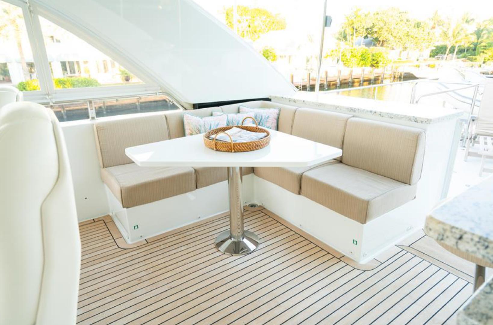 Ocean Alexander-Motor yacht flybridge 2016-Journey Fort Lauderdale-Florida-United States-1451195 | Thumbnail