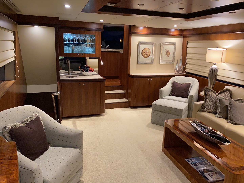 Ocean Alexander-Motor yacht flybridge 2016-Journey Fort Lauderdale-Florida-United States-1451119 | Thumbnail