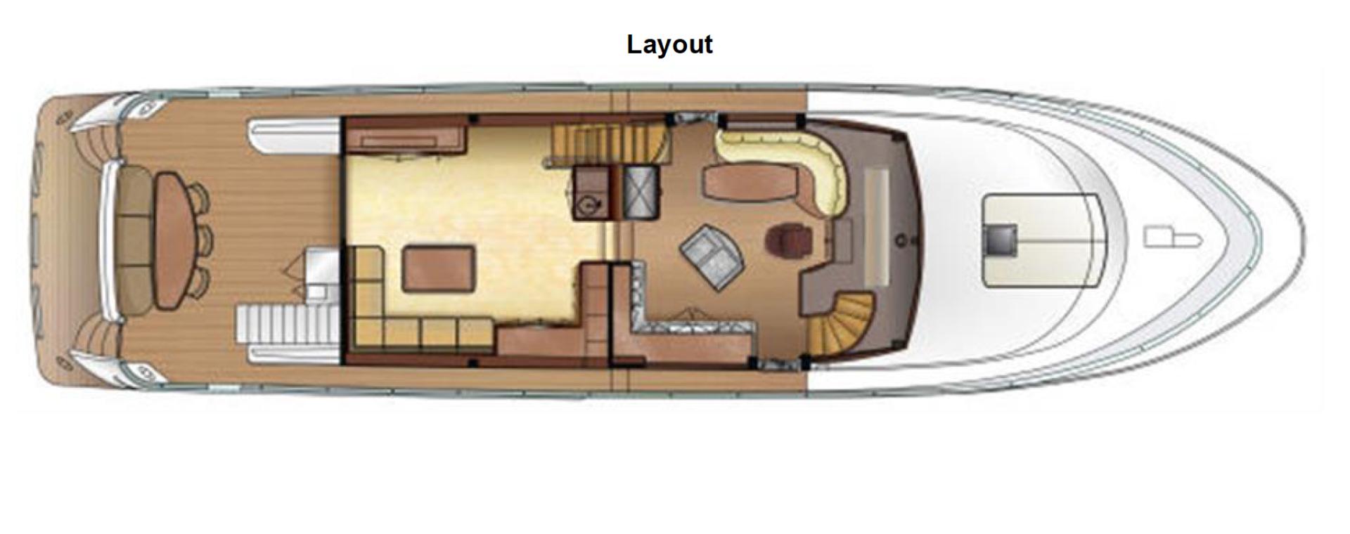 Ocean Alexander-Motor yacht flybridge 2016-Journey Fort Lauderdale-Florida-United States-1451162 | Thumbnail