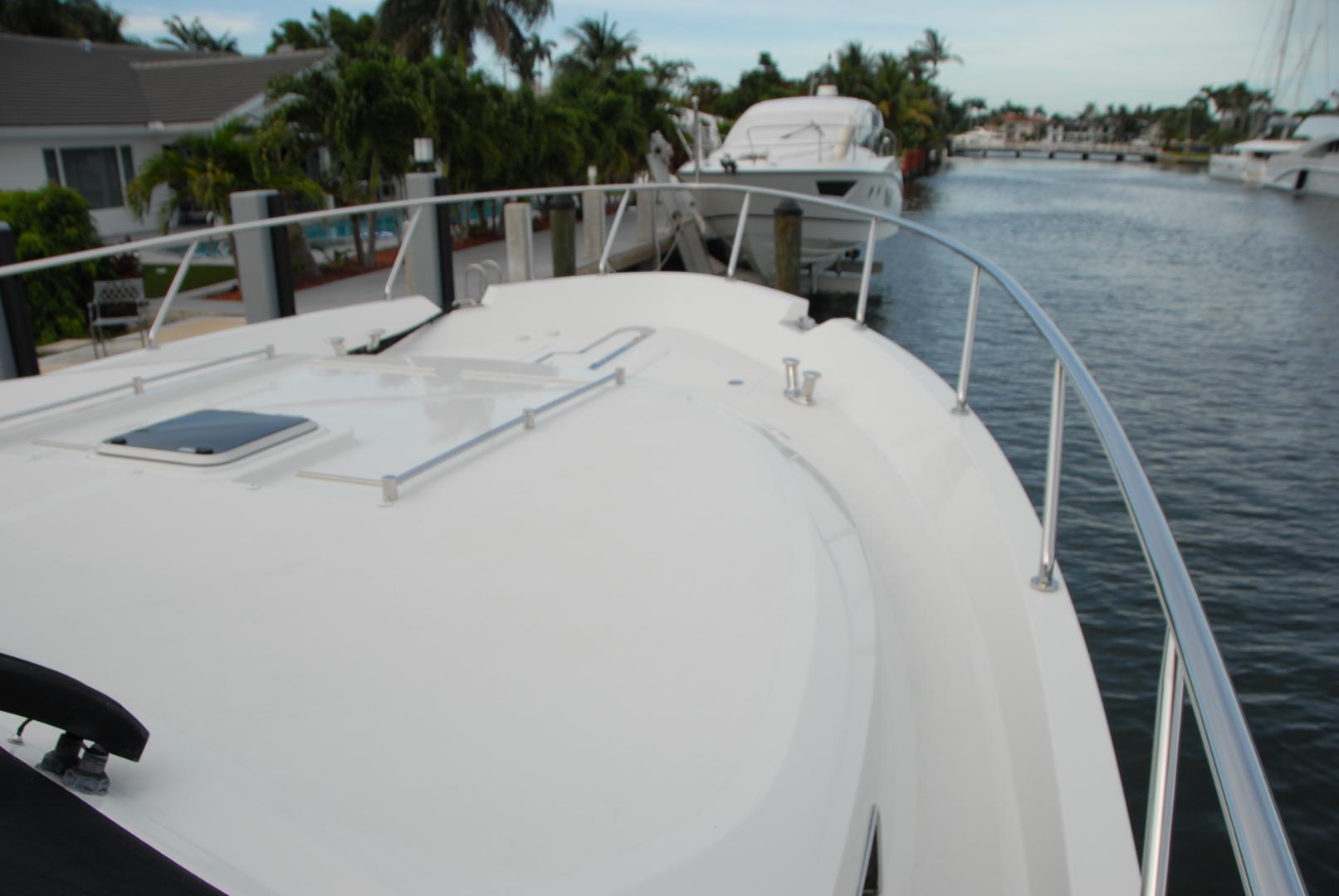 Ocean Alexander-Motor yacht flybridge 2016-Journey Fort Lauderdale-Florida-United States-1451187 | Thumbnail
