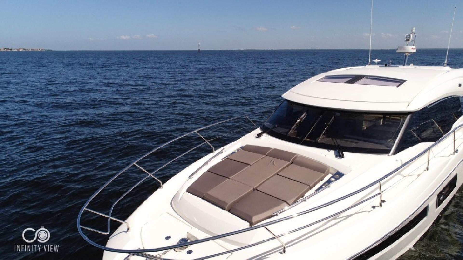 Prestige-460 S 2018-Unforgettable St Petersburg-Florida-United States-2018 Prestige 460 S Yacht  Unforgettable  Bow Sun Lounge Pads-1444287   Thumbnail