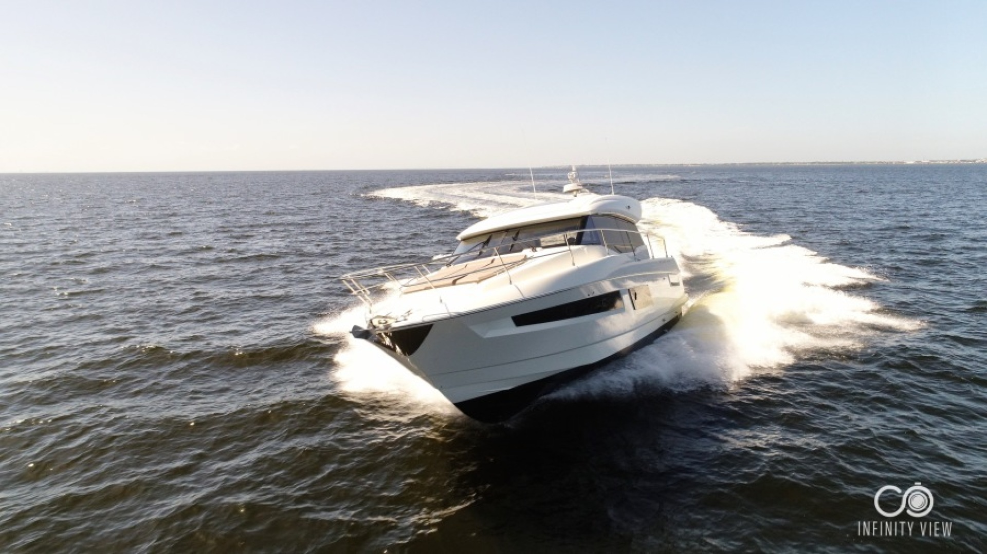 Prestige-460 S 2018-Unforgettable St Petersburg-Florida-United States-2018 Prestige 460 S Yacht  Unforgettable  Running Profile-1444298   Thumbnail