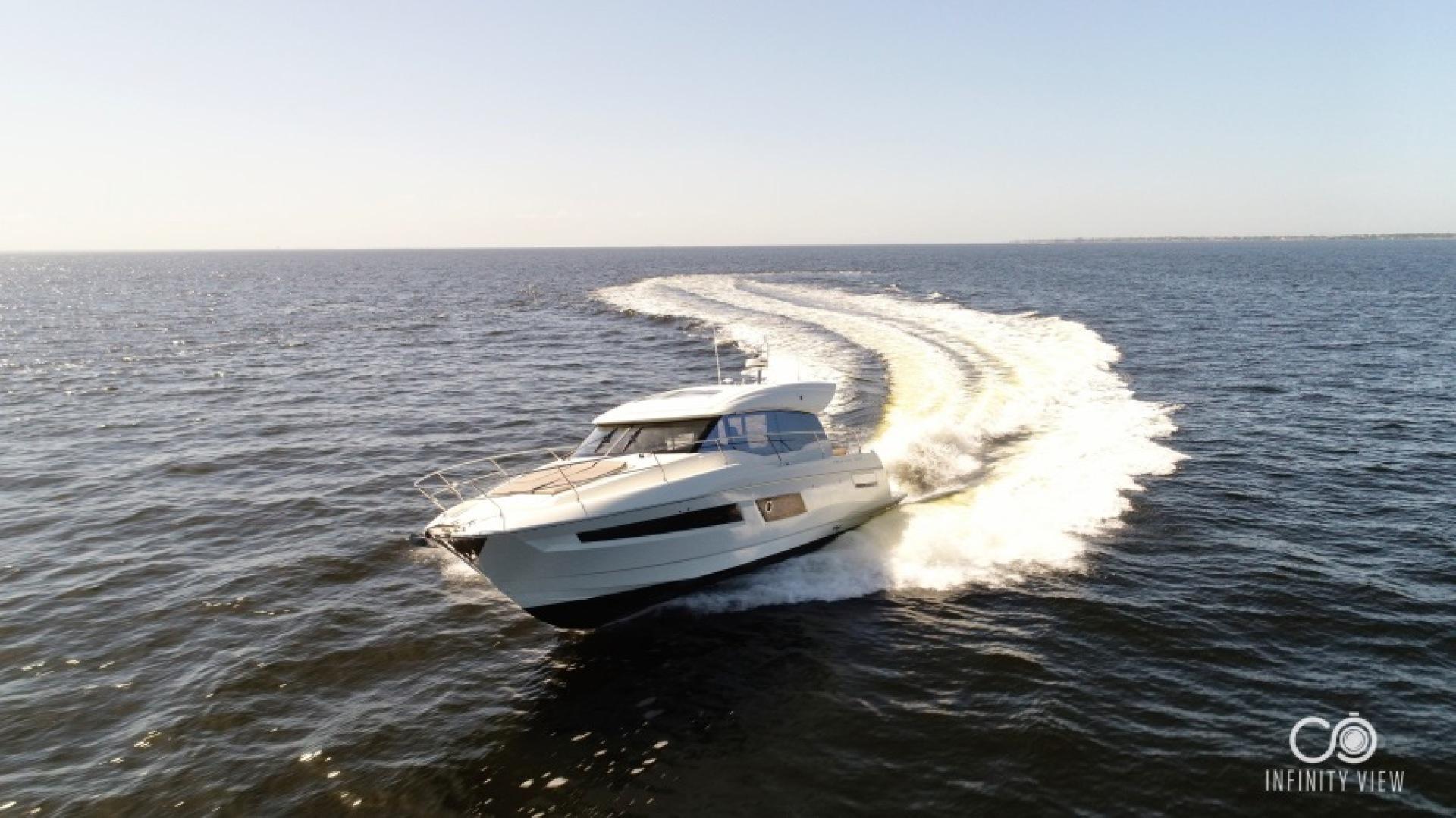 Prestige-460 S 2018-Unforgettable St Petersburg-Florida-United States-2018 Prestige 460 S Yacht  Unforgettable  Running Profile-1444302   Thumbnail