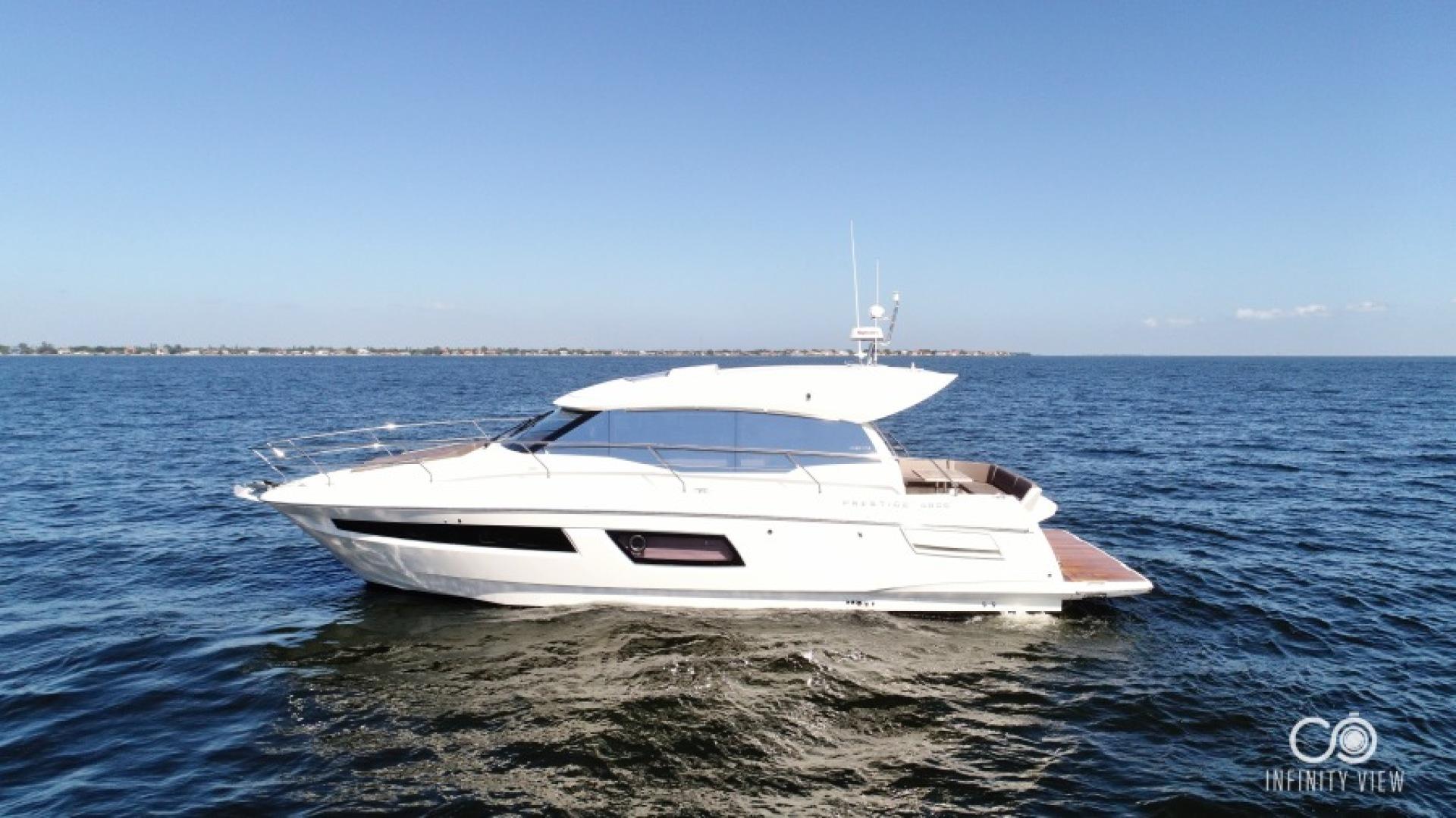 Prestige-460 S 2018-Unforgettable St Petersburg-Florida-United States-2018 Prestige 460 S Yacht  Unforgettable  Profile-1444295   Thumbnail