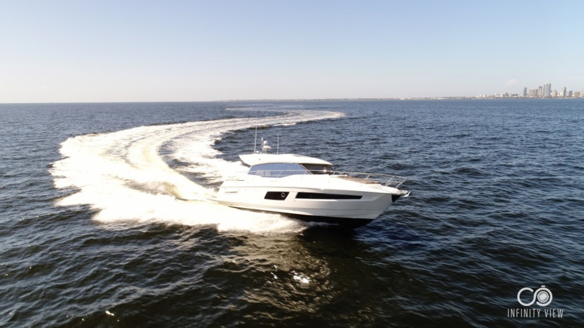 Prestige-460 S 2018-Unforgettable St Petersburg-Florida-United States-2018 Prestige 460 S Yacht  Unforgettable  Running Profile-1444300   Thumbnail