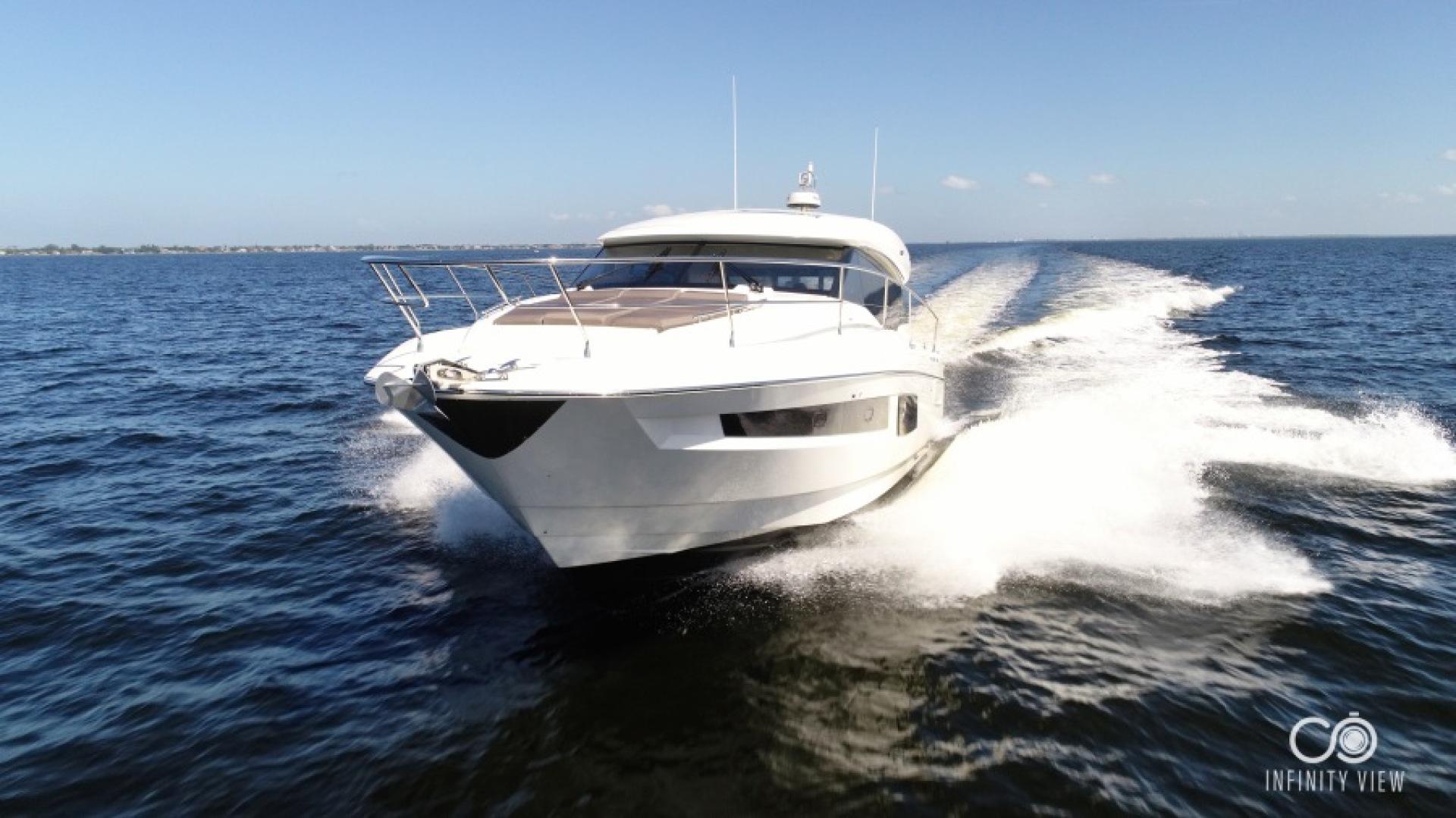 Prestige-460 S 2018-Unforgettable St Petersburg-Florida-United States-2018 Prestige 460 S Yacht  Unforgettable  Running Profile-1444306   Thumbnail