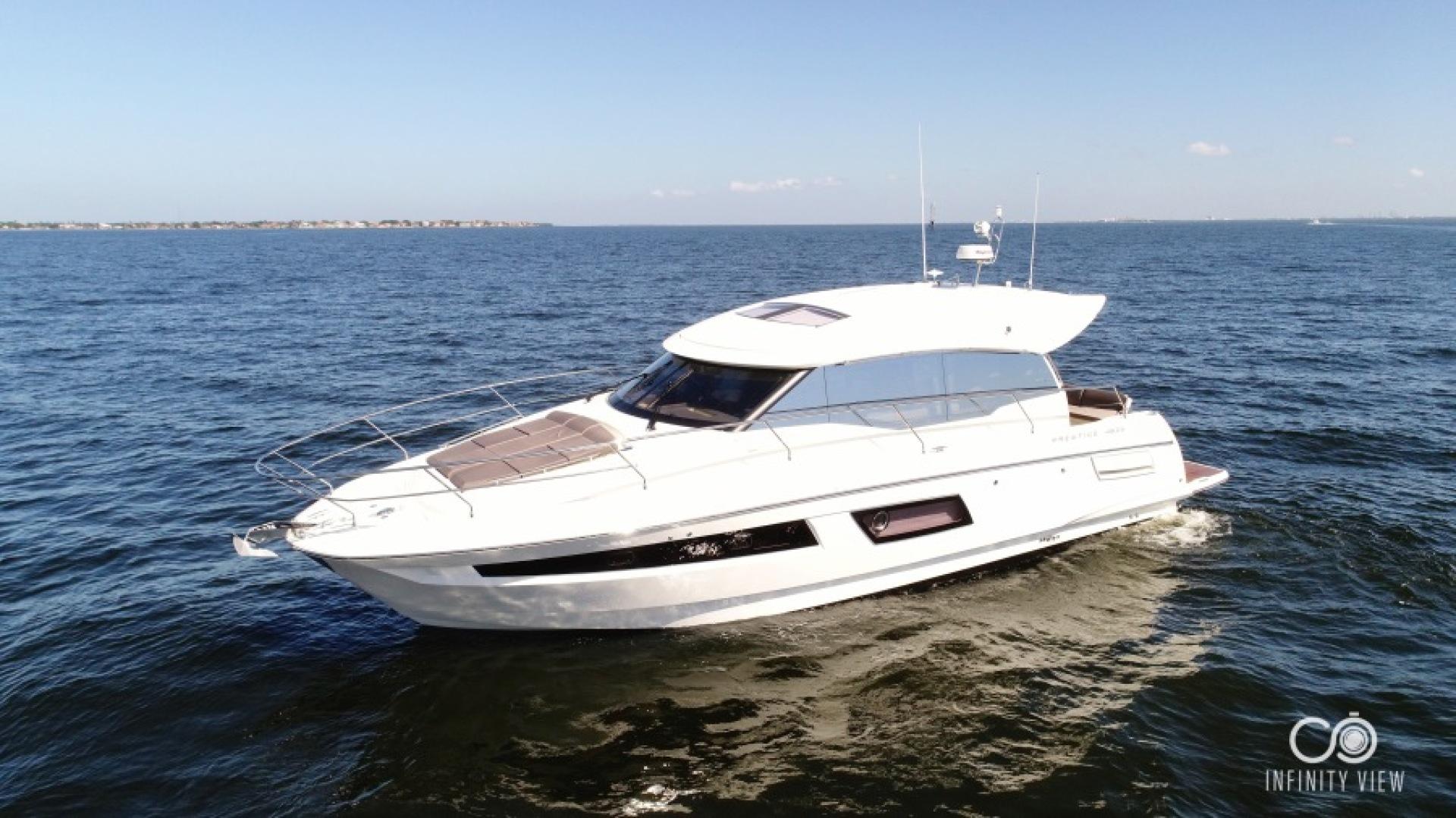 Prestige-460 S 2018-Unforgettable St Petersburg-Florida-United States-2018 Prestige 460 S Yacht  Unforgettable  Profile-1444284   Thumbnail