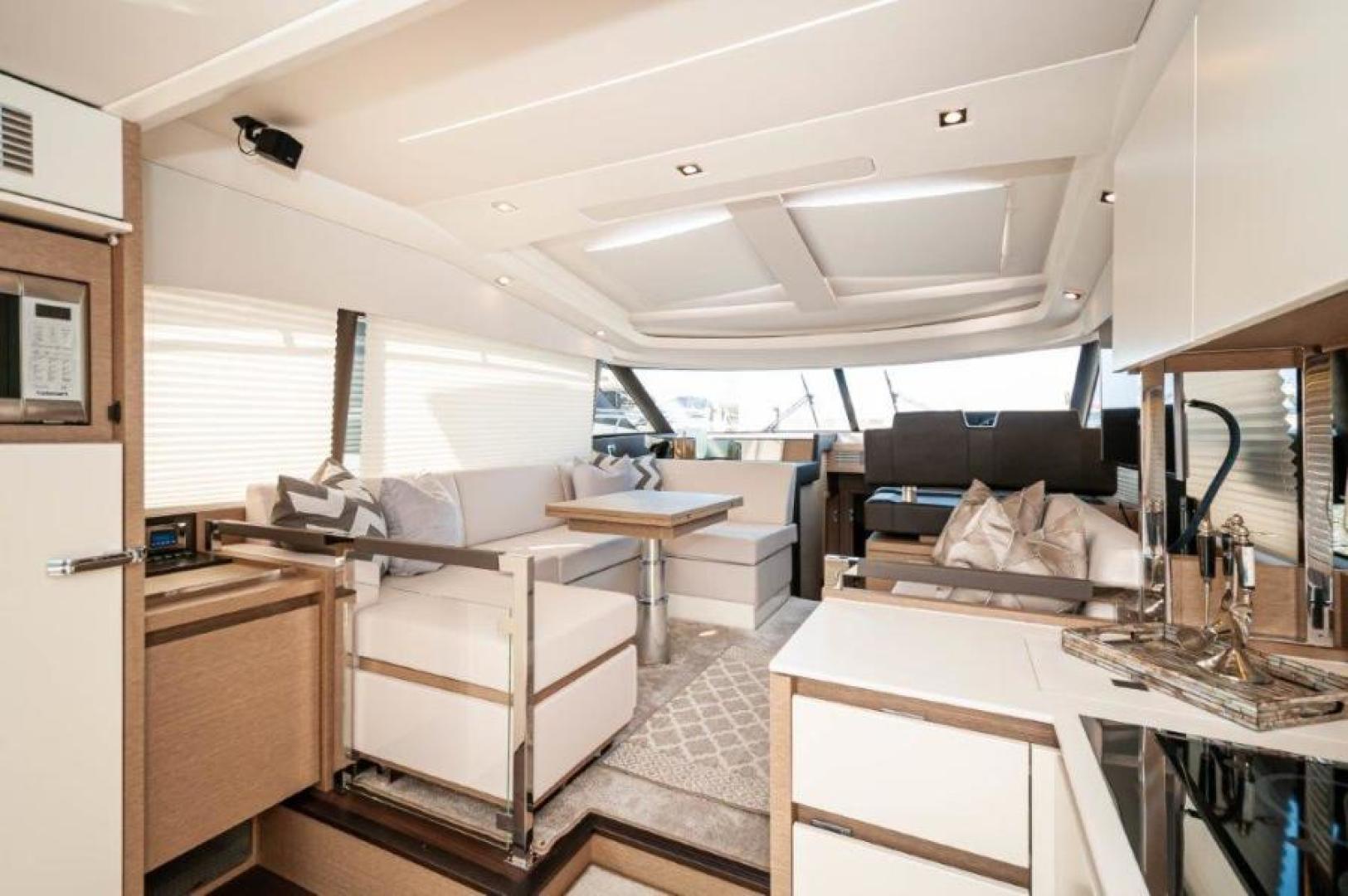 Prestige-460 S 2018-Unforgettable St Petersburg-Florida-United States-2018 Prestige 460 S Yacht  Unforgettable -Salon-1444316   Thumbnail