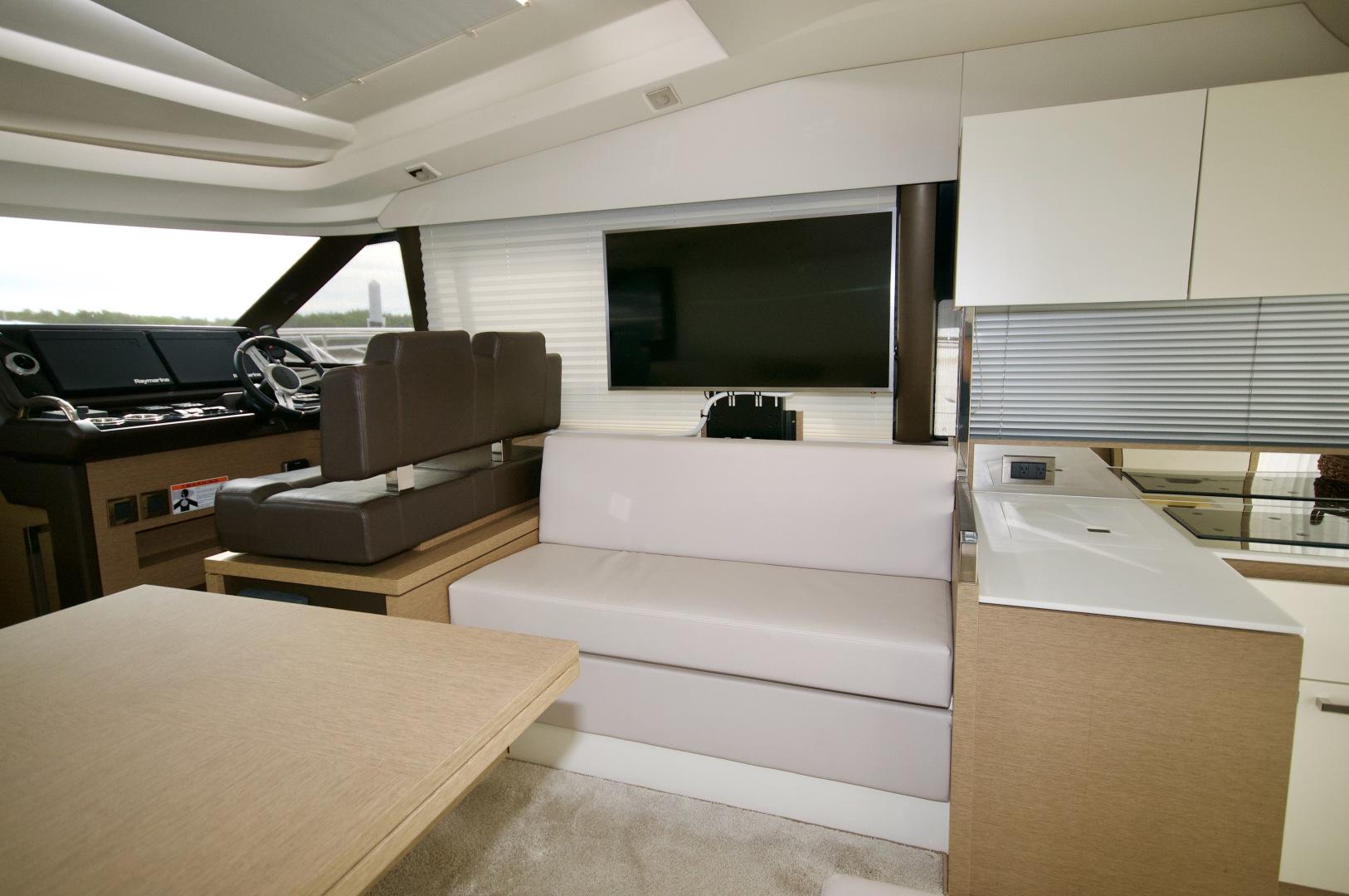 Prestige-460 S 2018-Unforgettable St Petersburg-Florida-United States-2018 Prestige 460 S Yacht  Unforgettable  Salon-1501563   Thumbnail