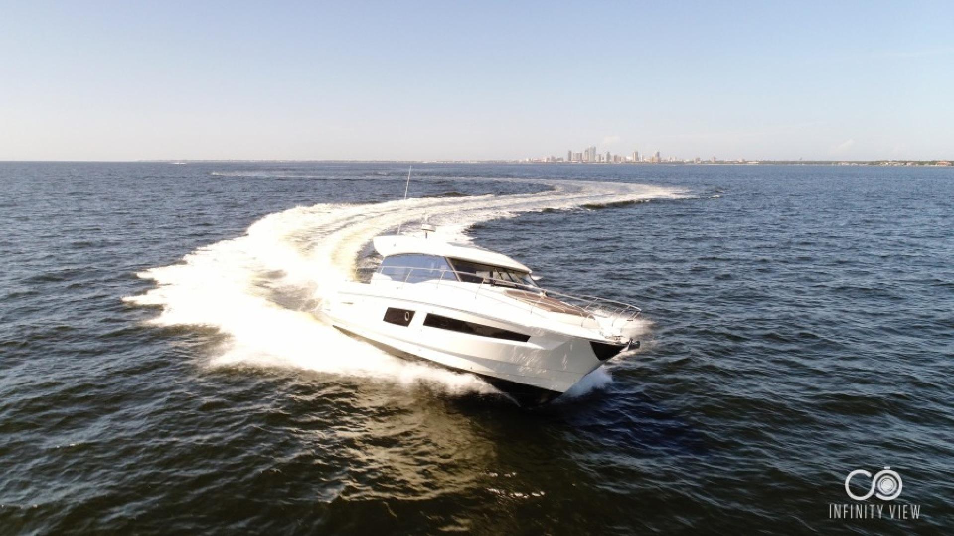 Prestige-460 S 2018-Unforgettable St Petersburg-Florida-United States-2018 Prestige 460 S Yacht  Unforgettable  Running Profile-1444301   Thumbnail