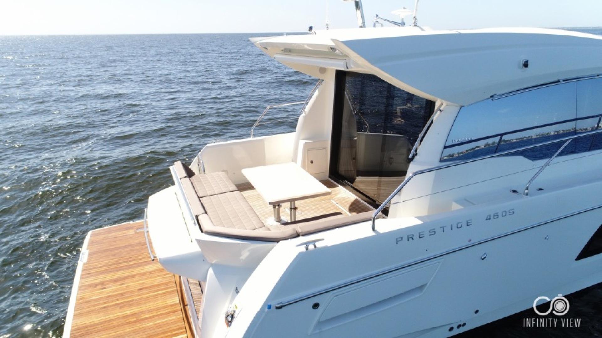 Prestige-460 S 2018-Unforgettable St Petersburg-Florida-United States-2018 Prestige 460 S Yacht  Unforgettable  Cockpit Profile-1444289   Thumbnail