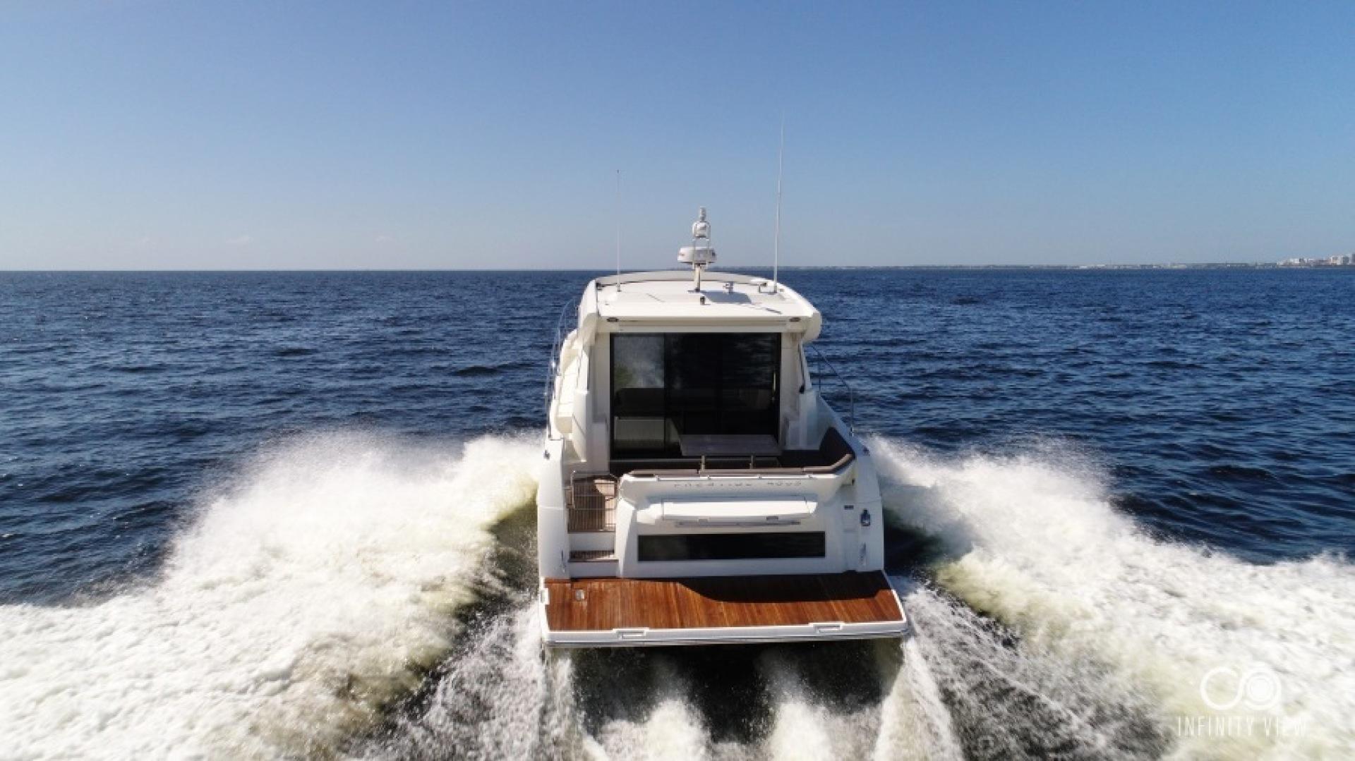 Prestige-460 S 2018-Unforgettable St Petersburg-Florida-United States-2018 Prestige 460 S Yacht  Unforgettable  Running Profile-1444308   Thumbnail