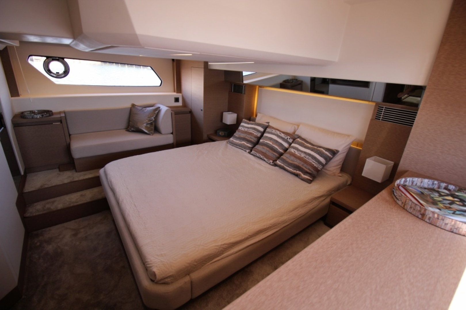 Prestige-460 S 2018-Unforgettable St Petersburg-Florida-United States-2018 Prestige 460 S Yacht  Unforgettable -Master Stateroom-1444271   Thumbnail