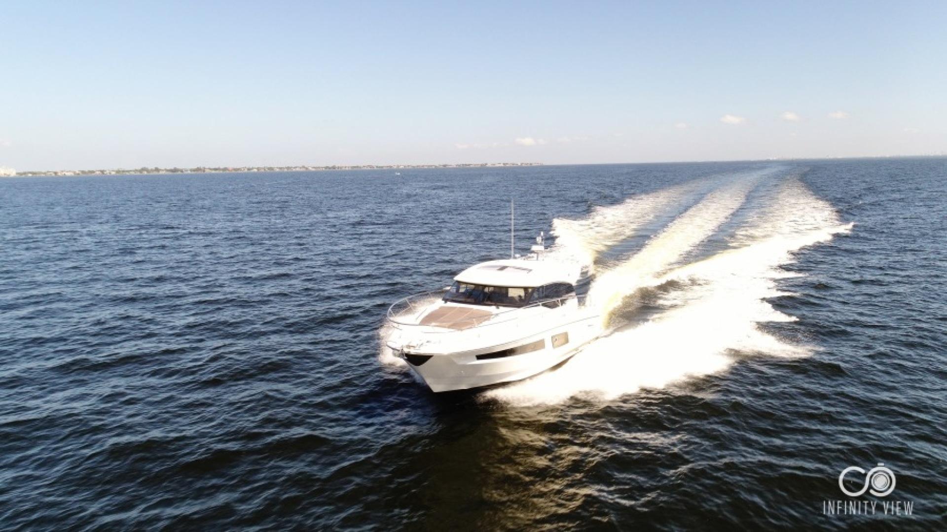 Prestige-460 S 2018-Unforgettable St Petersburg-Florida-United States-2018 Prestige 460 S Yacht  Unforgettable  Running Profile-1444299   Thumbnail