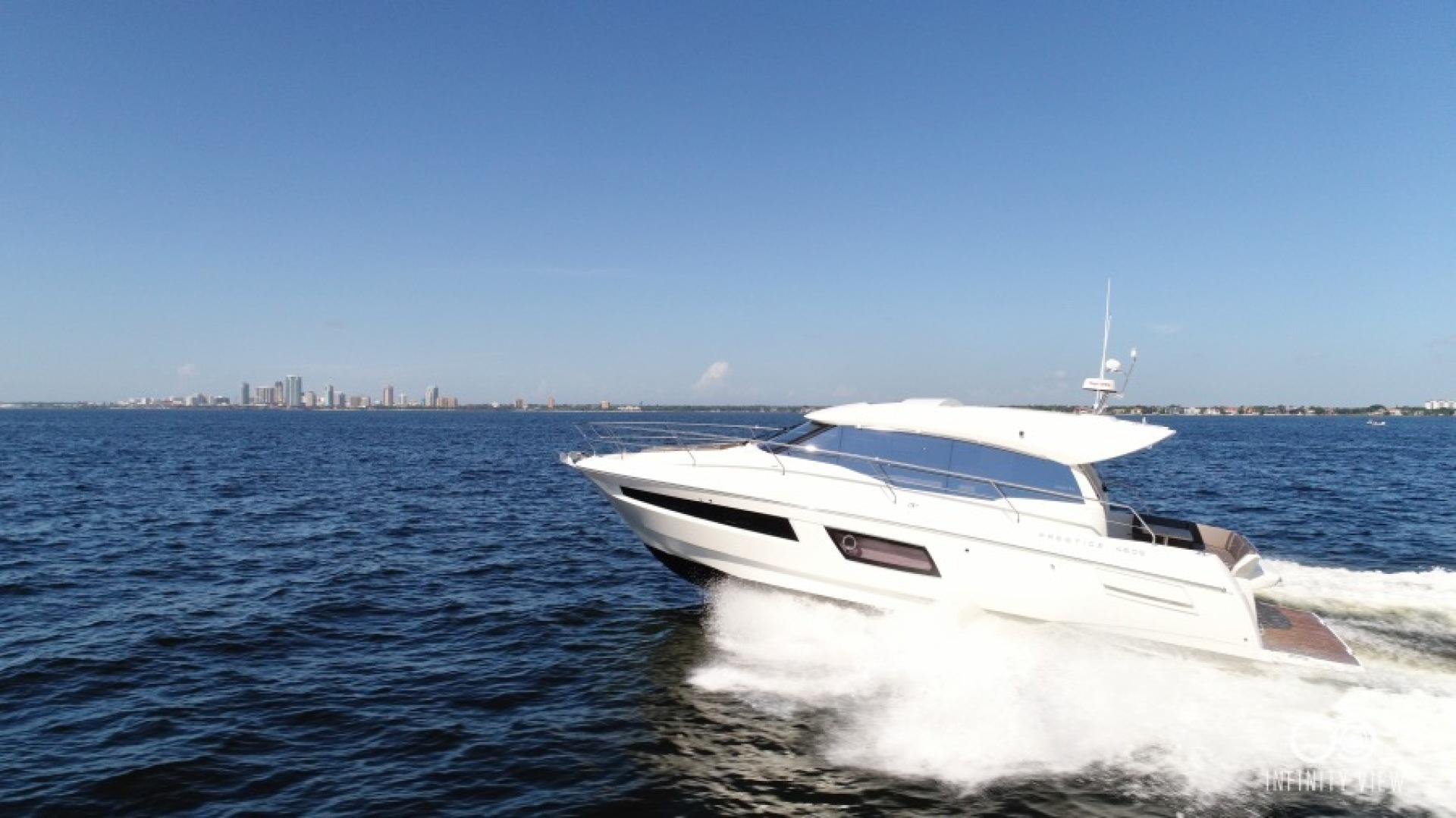 Prestige-460 S 2018-Unforgettable St Petersburg-Florida-United States-2018 Prestige 460 S Yacht  Unforgettable  Running Profile-1444304   Thumbnail