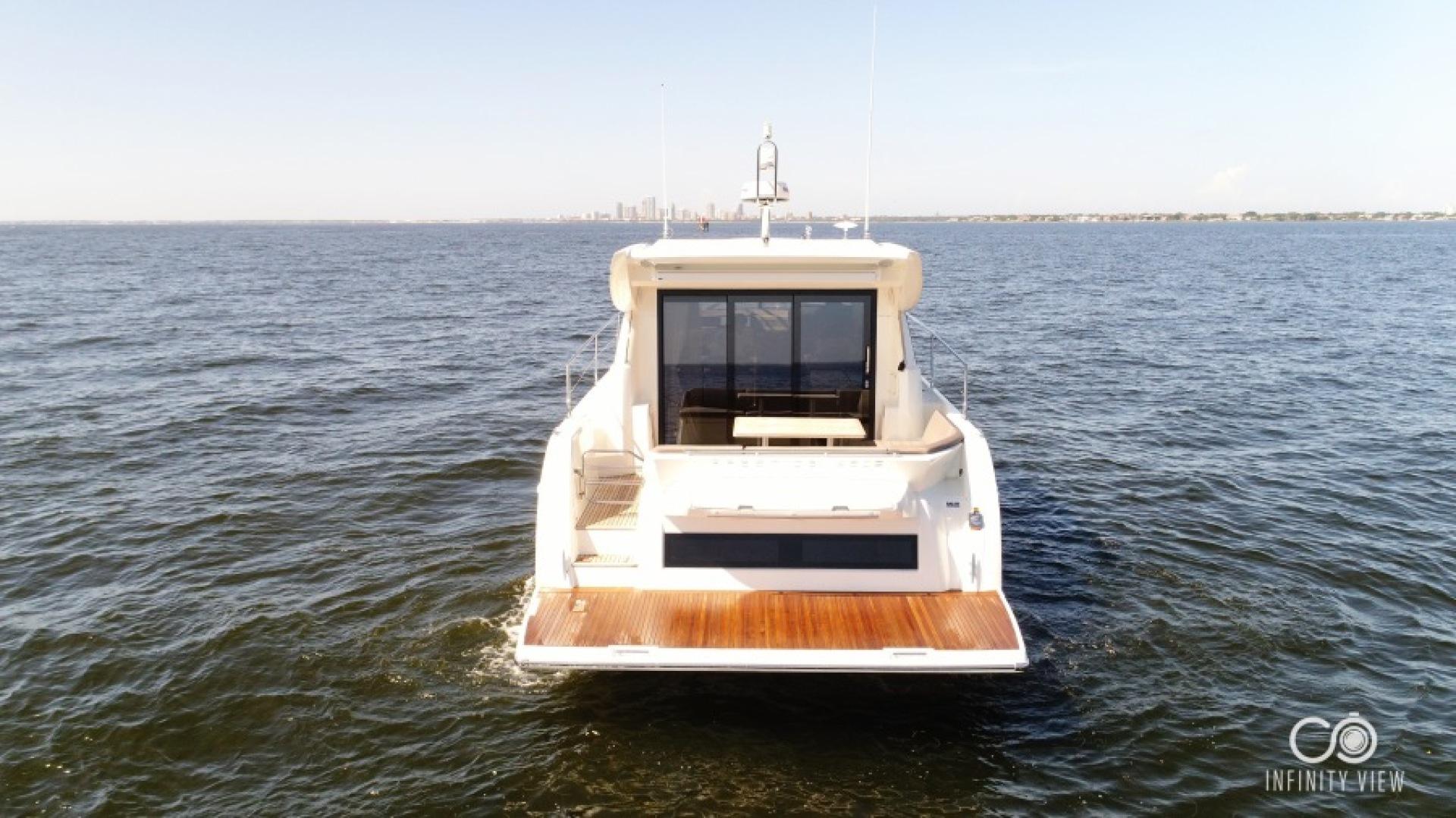 Prestige-460 S 2018-Unforgettable St Petersburg-Florida-United States-2018 Prestige 460 S Yacht  Unforgettable  Swim Platform-1444290   Thumbnail