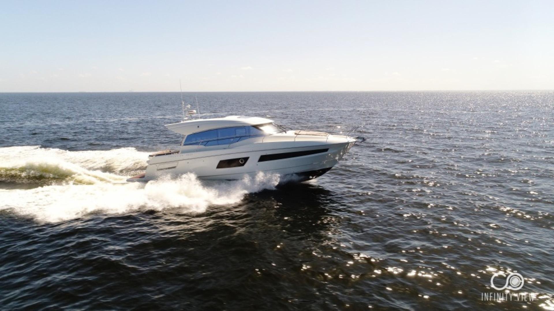 Prestige-460 S 2018-Unforgettable St Petersburg-Florida-United States-2018 Prestige 460 S Yacht  Unforgettable -Running Profile-1444293   Thumbnail