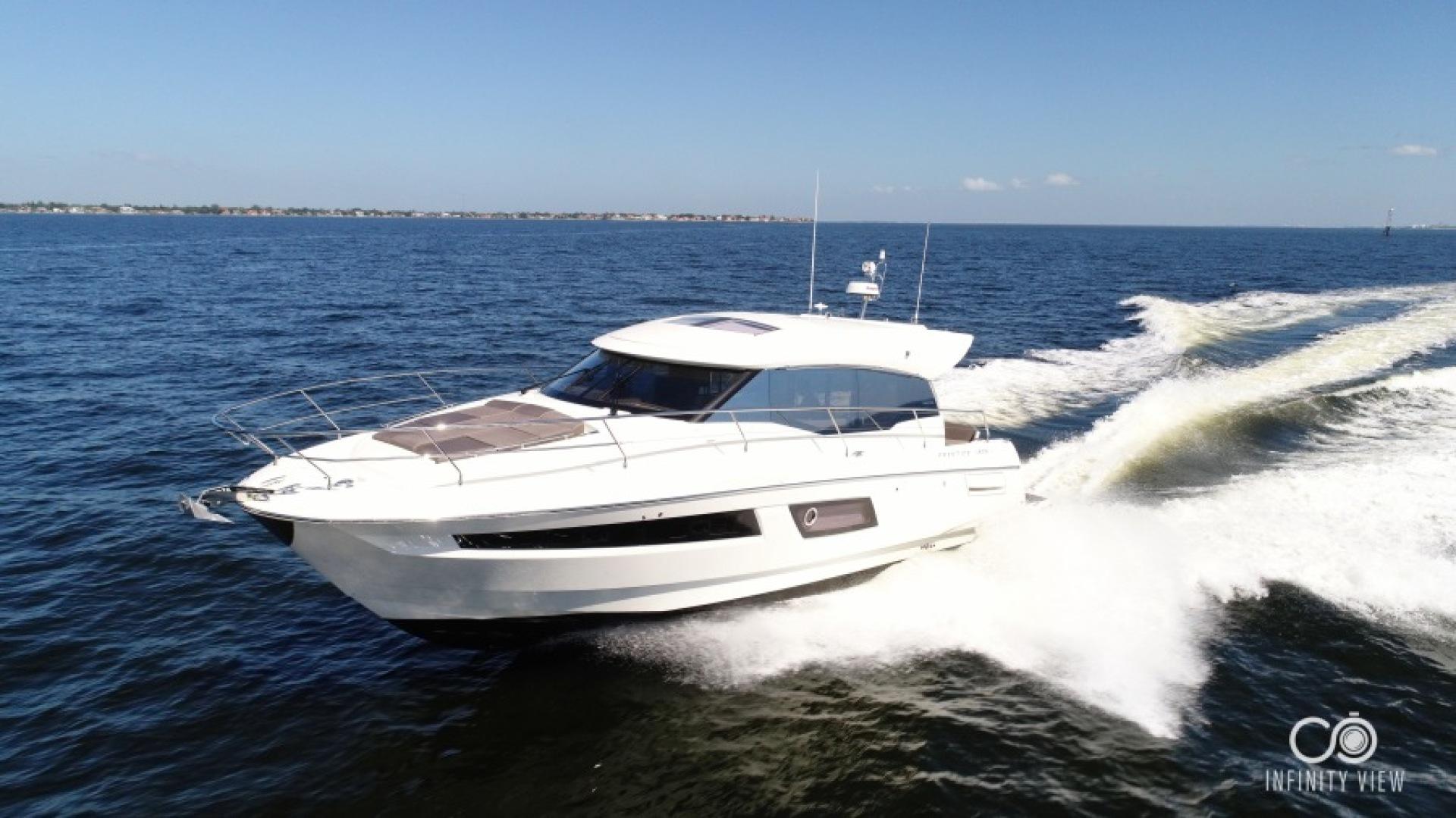 Prestige-460 S 2018-Unforgettable St Petersburg-Florida-United States-2018 Prestige 460 S Yacht  Unforgettable  Running Profile-1444307   Thumbnail