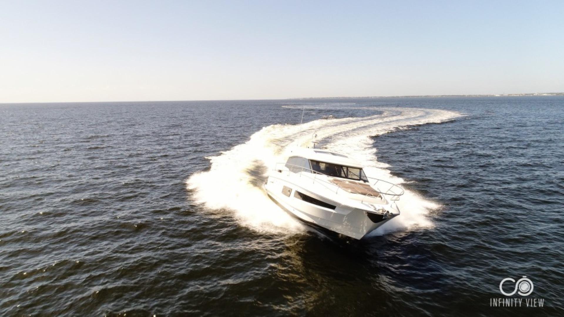 Prestige-460 S 2018-Unforgettable St Petersburg-Florida-United States-2018 Prestige 460 S Yacht  Unforgettable  Running Profile-1444303   Thumbnail