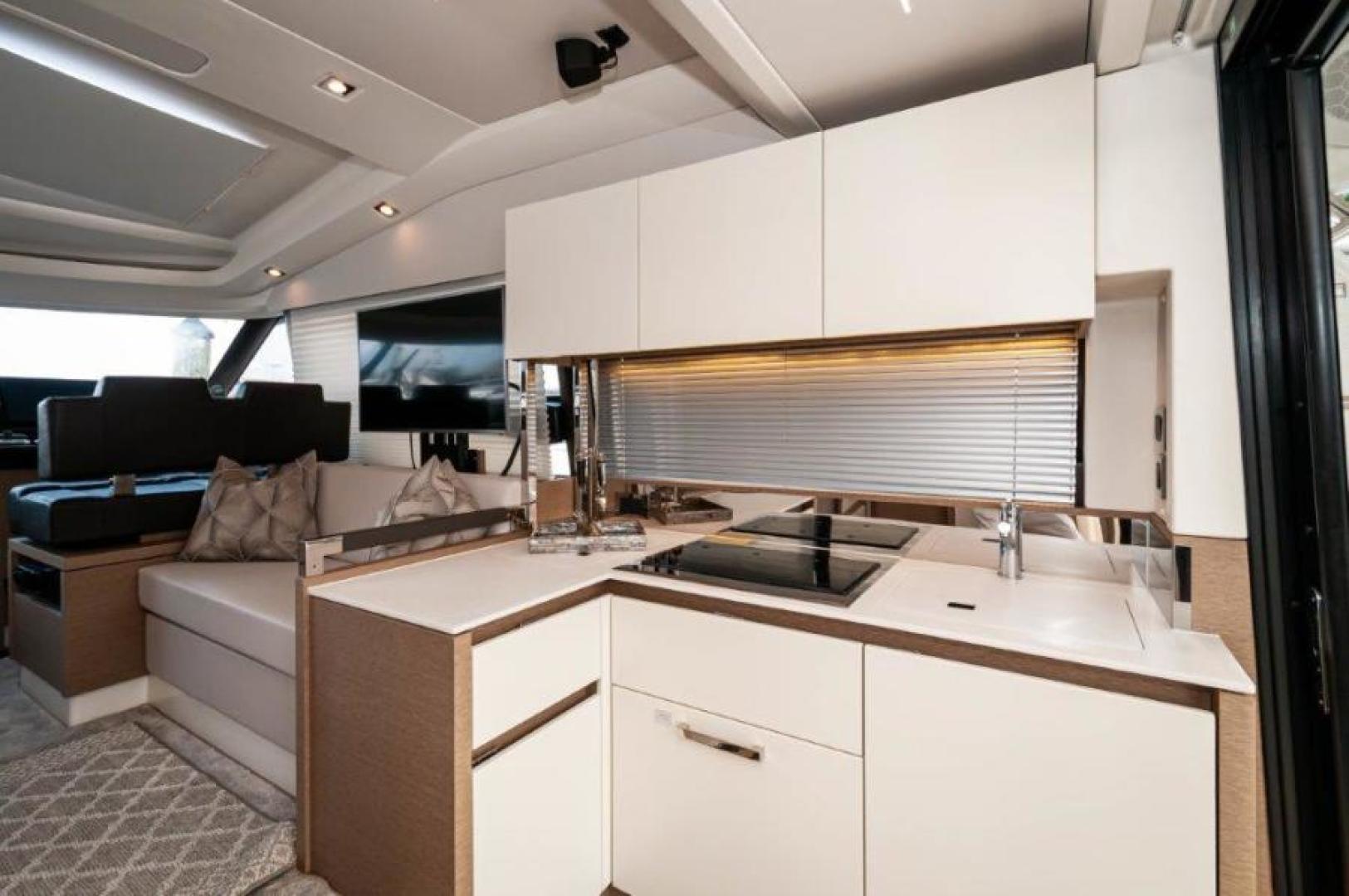 Prestige-460 S 2018-Unforgettable St Petersburg-Florida-United States-2018 Prestige 460 S Yacht  Unforgettable  Galley-1444312   Thumbnail