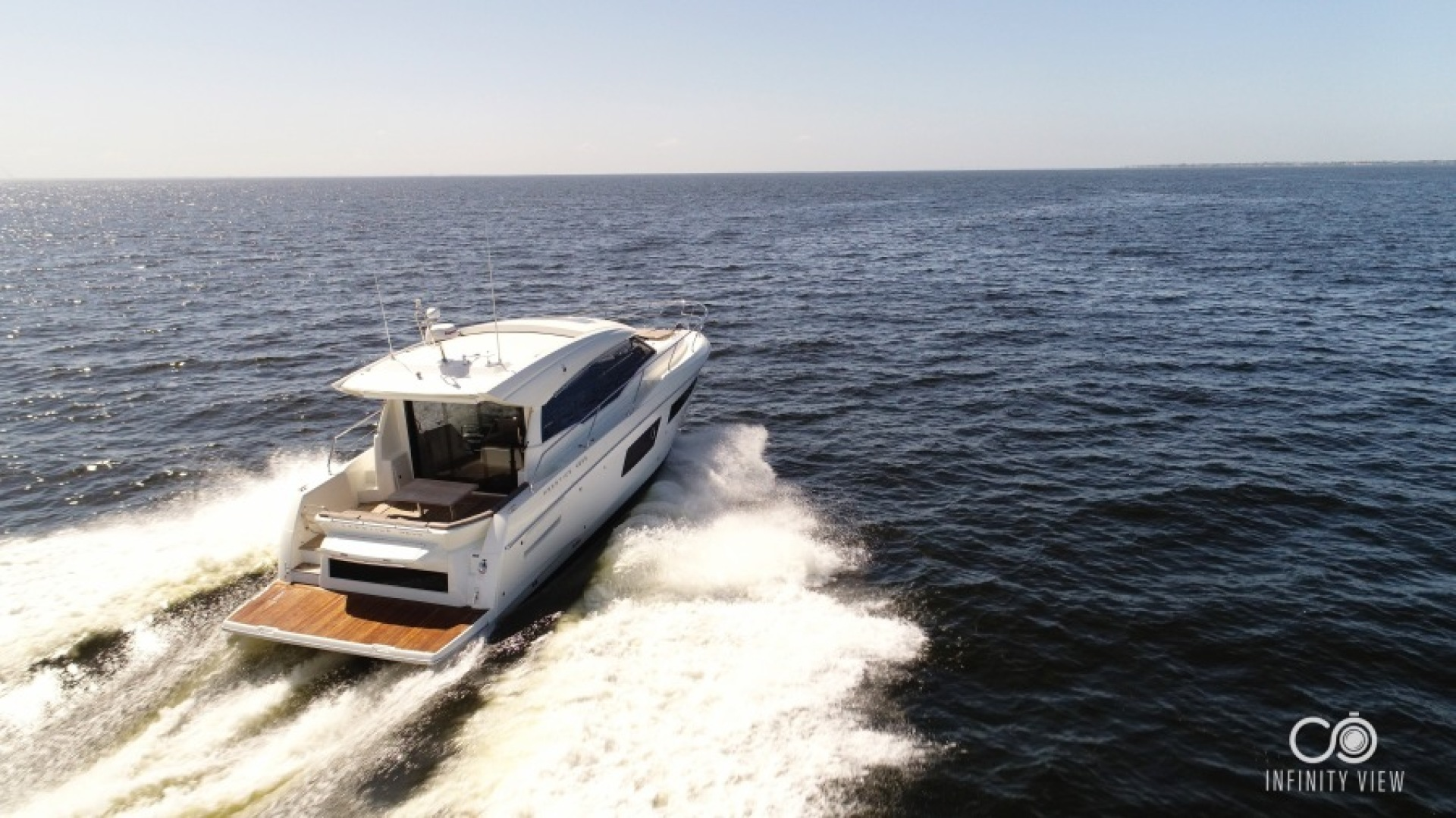 Prestige-460 S 2018-Unforgettable St Petersburg-Florida-United States-2018 Prestige 460 S Yacht  Unforgettable  Running Profile-1444294   Thumbnail