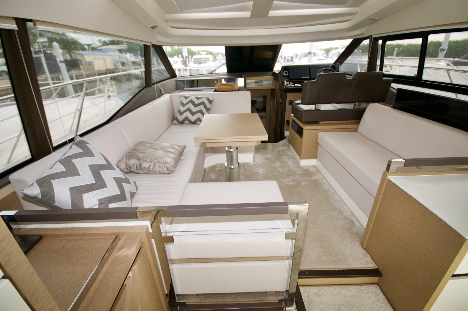 Prestige-460 S 2018-Unforgettable St Petersburg-Florida-United States-2018 Prestige 460 S Yacht  Unforgettable  Salon-1501558   Thumbnail