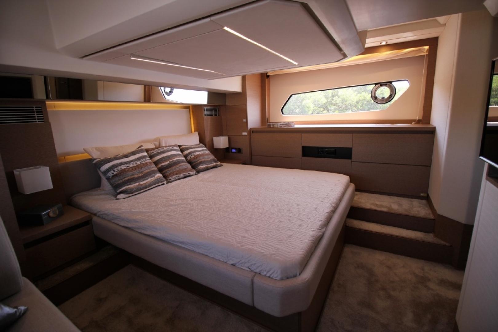 Prestige-460 S 2018-Unforgettable St Petersburg-Florida-United States-2018 Prestige 460 S Yacht  Unforgettable  Master Stateroom-1444272   Thumbnail