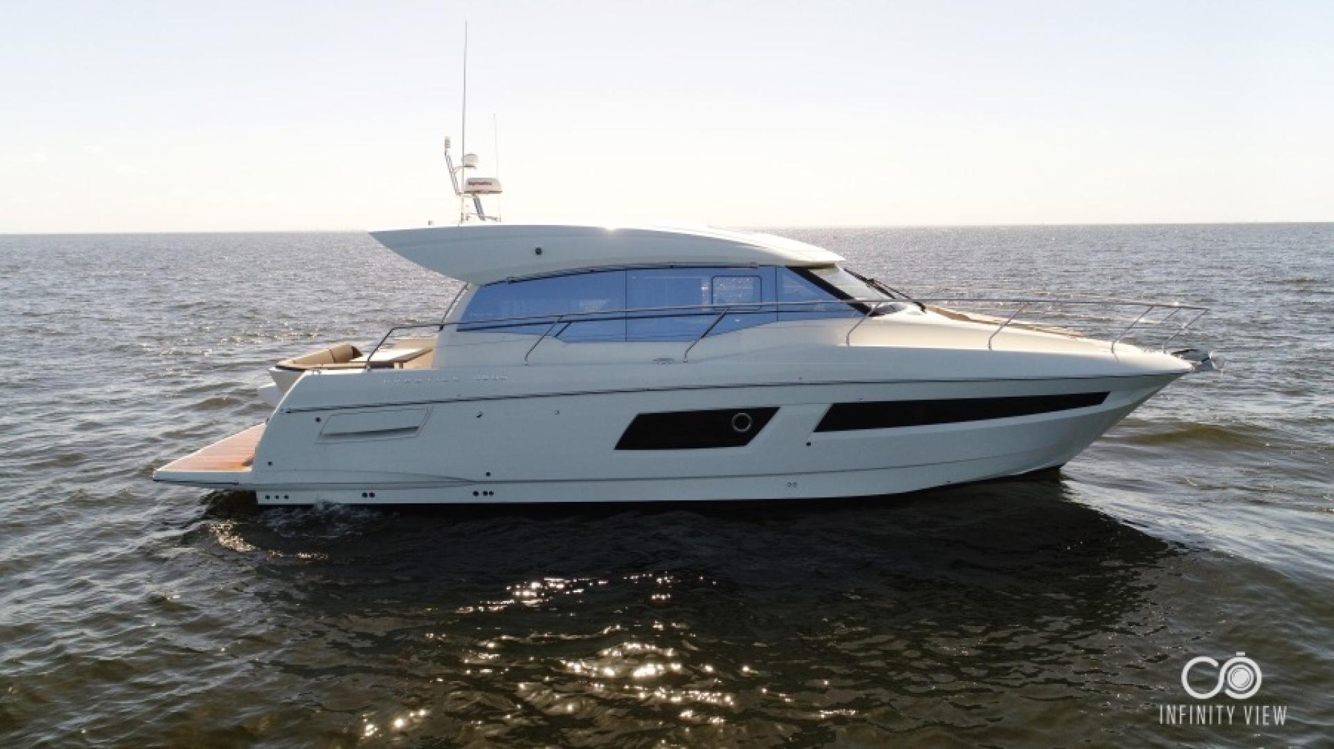 Prestige-460 S 2018-Unforgettable St Petersburg-Florida-United States-2018 Prestige 460 S Yacht  Unforgettable  Starboard Profile-1444285   Thumbnail