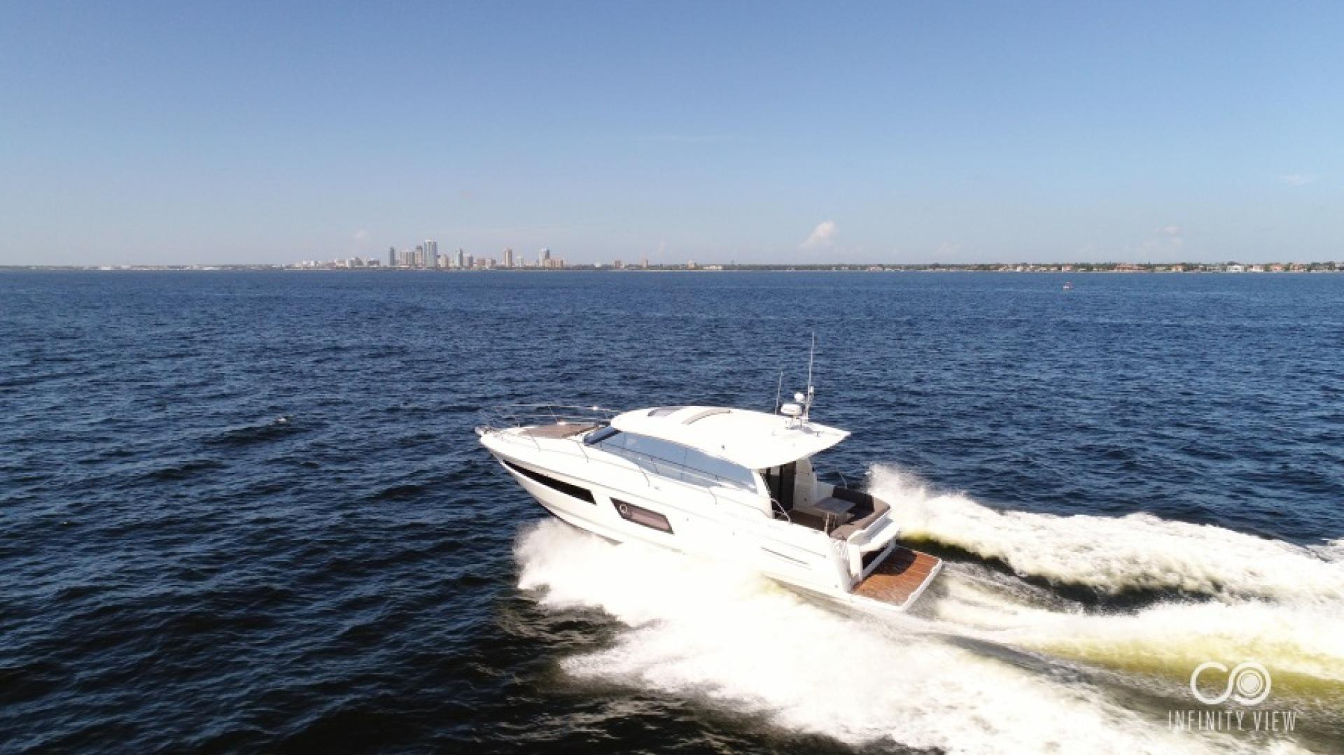 Prestige-460 S 2018-Unforgettable St Petersburg-Florida-United States-2018 Prestige 460 S Yacht  Unforgettable  Running Profile-1444305   Thumbnail