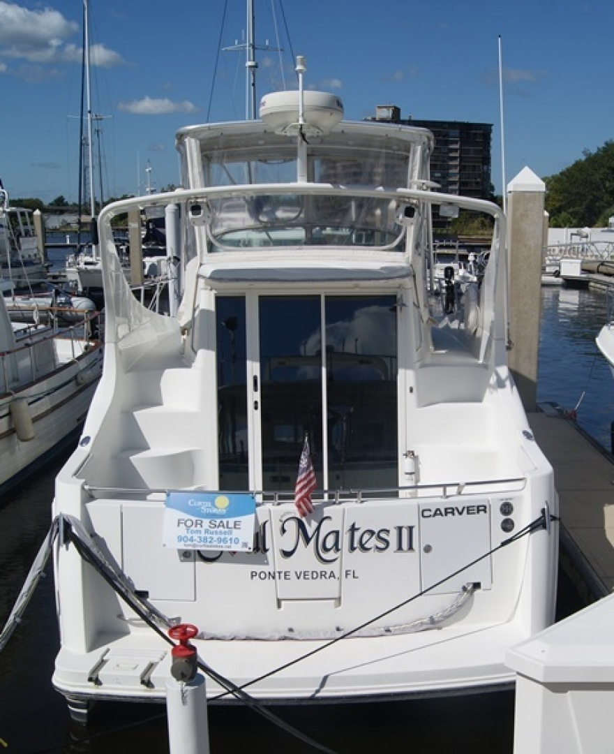 Carver-360 Mariner 2004-Soul Mates II Jacksonville-Florida-United States-1445542 | Thumbnail