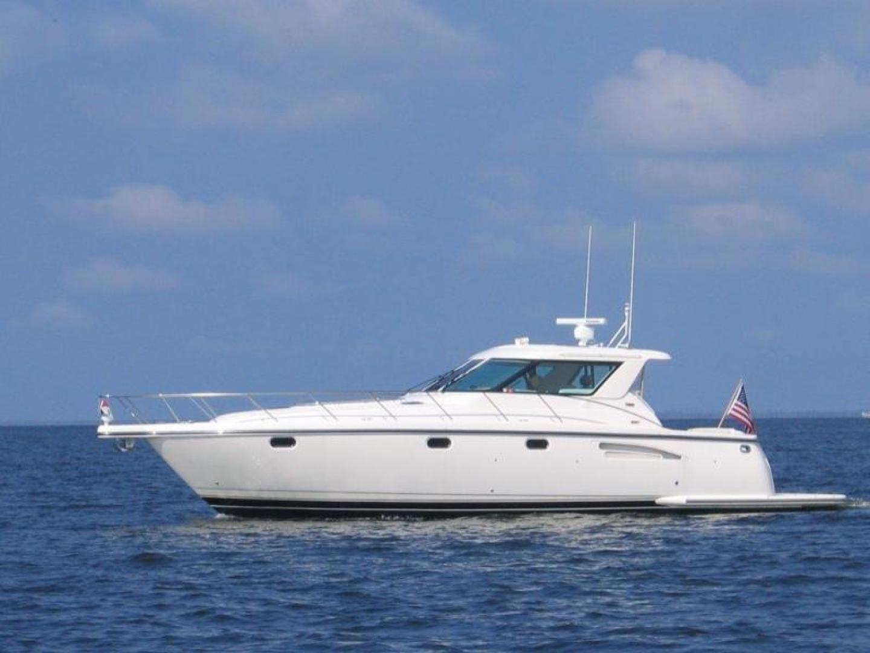 Tiara-44/4700 Sovran 2006-Far From Normal Marco Island-Florida-United States-Profile-1446400 | Thumbnail