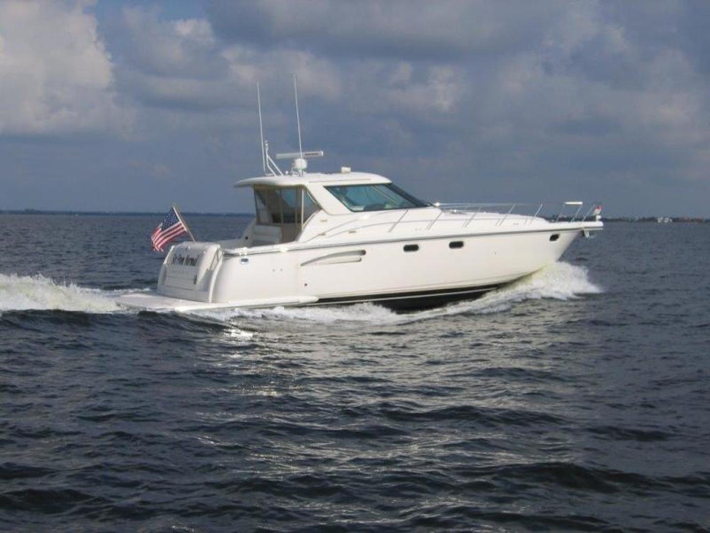 Tiara-44/4700 Sovran 2006-Far From Normal Marco Island-Florida-United States-Profile-1446399 | Thumbnail