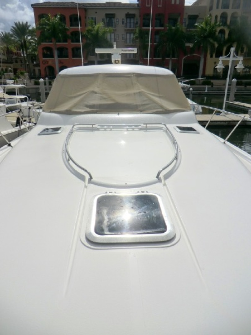 Tiara-44/4700 Sovran 2006-Far From Normal Marco Island-Florida-United States-Foredeck-1446369 | Thumbnail
