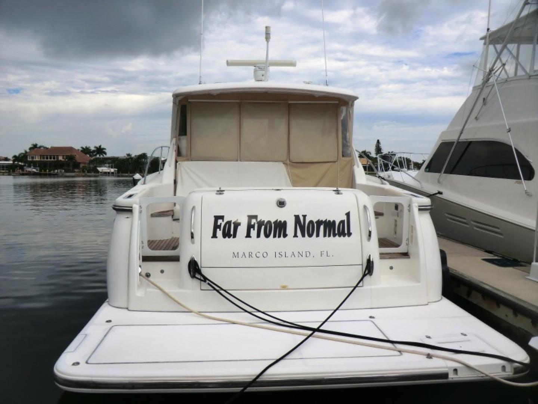 Tiara-44/4700 Sovran 2006-Far From Normal Marco Island-Florida-United States-Stern-1446406 | Thumbnail