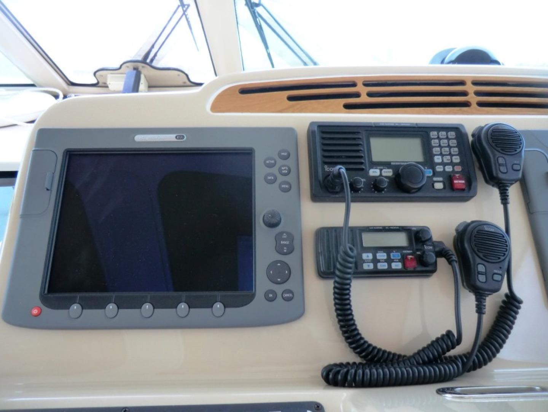 Tiara-44/4700 Sovran 2006-Far From Normal Marco Island-Florida-United States-Plotter And VHFs-1446397 | Thumbnail