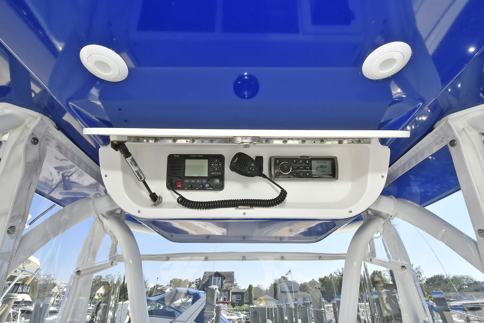 Yellowfin-36 Center Console 2019 -Patchogue-New York-United States-Electronics-1468822 | Thumbnail