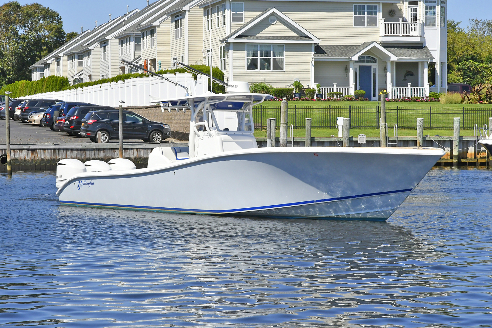 Yellowfin-36 Center Console 2019 -Patchogue-New York-United States-Starboard Bow-1468839 | Thumbnail