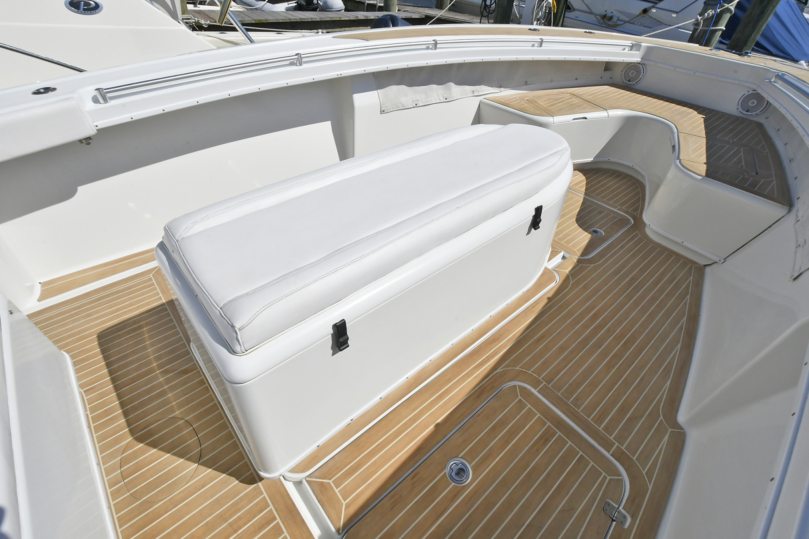 Yellowfin-36 Center Console 2019 -Patchogue-New York-United States-Coffin Box-1468831 | Thumbnail