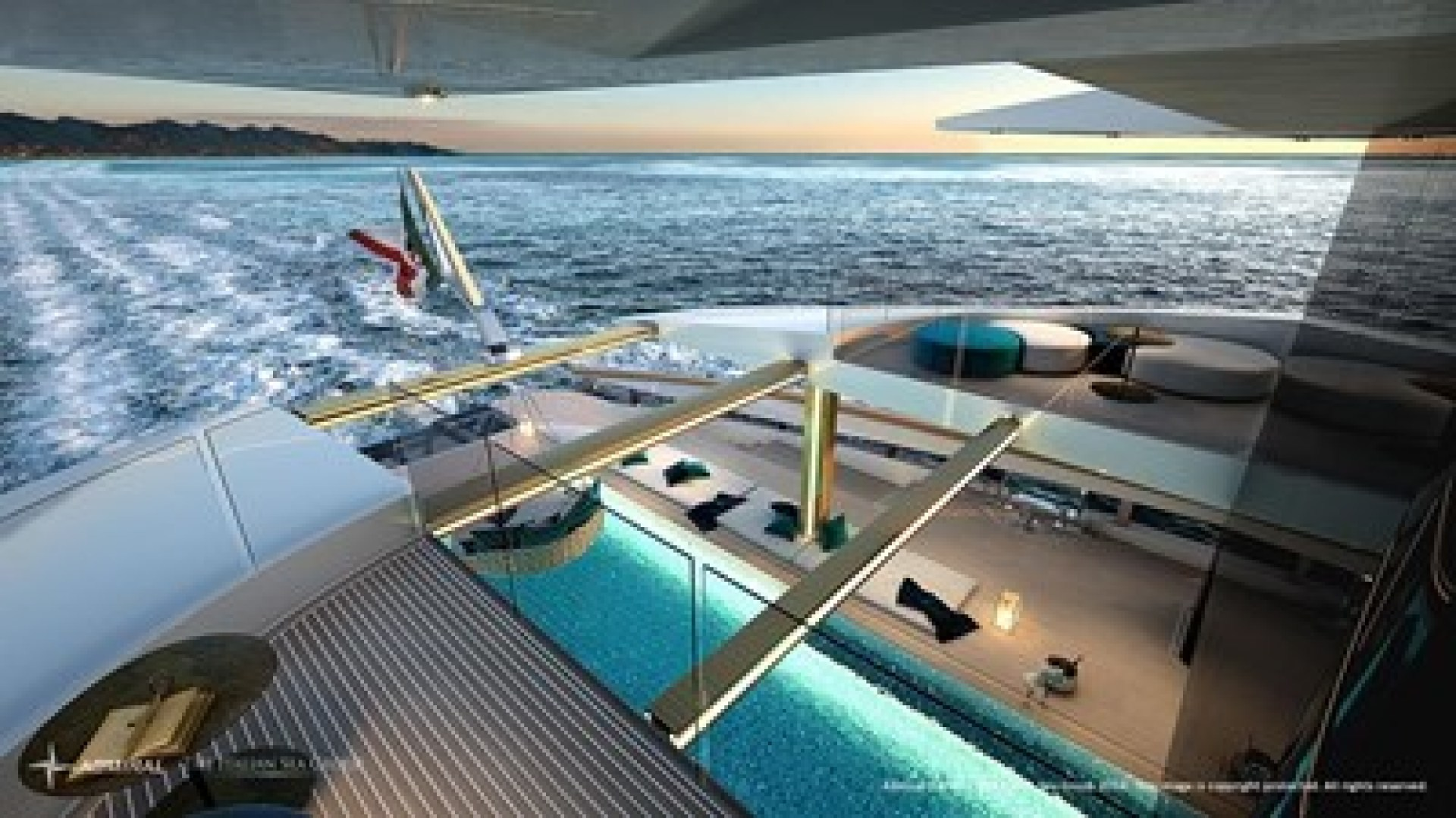 Picture Of a 2023 Admiral 262  Motor Yachts | 1447124
