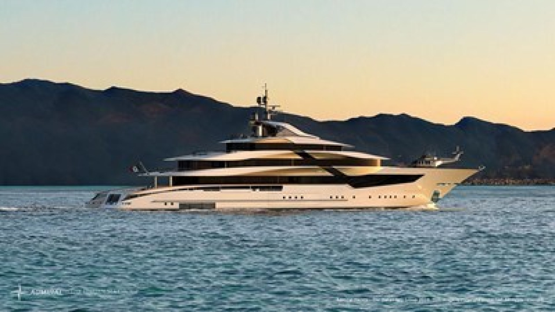 Picture Of a 2023 Admiral 262  Motor Yachts | 1447115