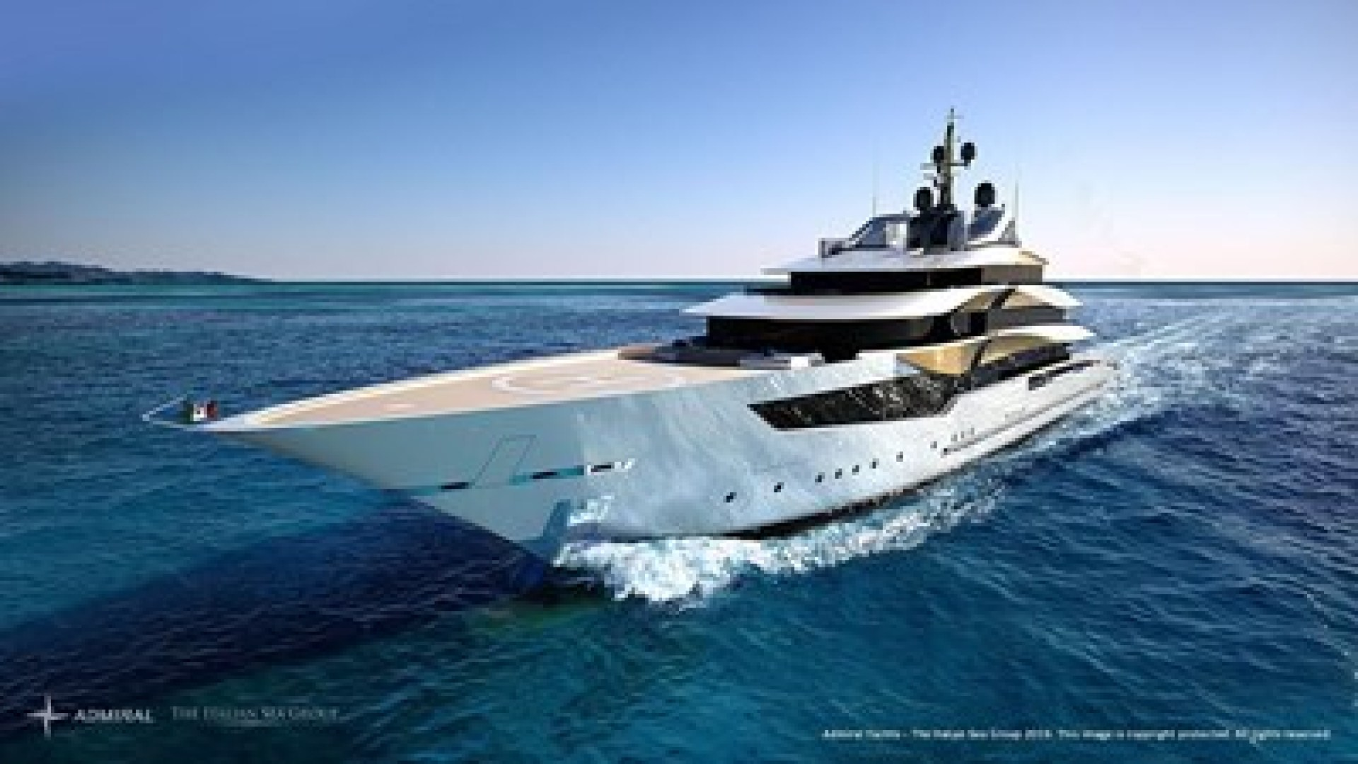 Picture Of a 2023 Admiral 262  Motor Yachts | 1447112