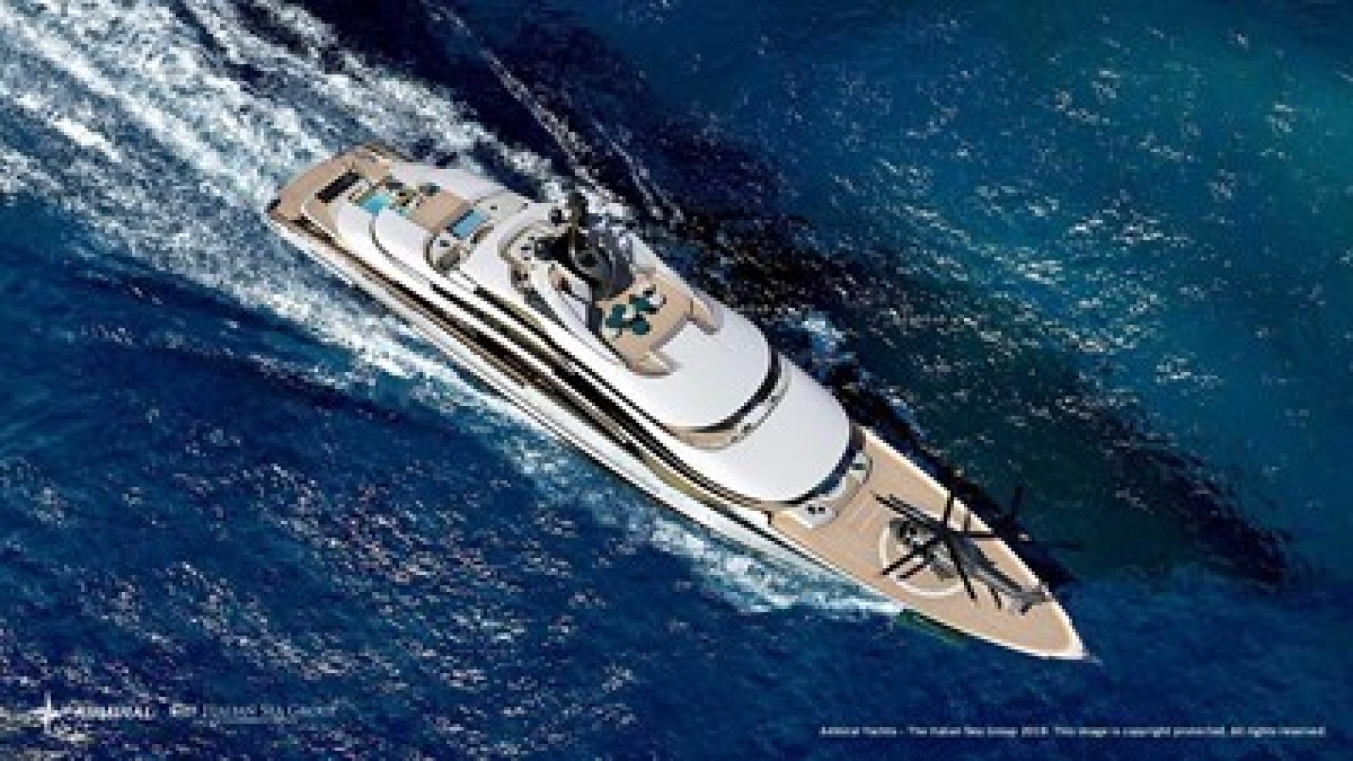Picture Of a 2023 Admiral 262  Motor Yachts | 1447129