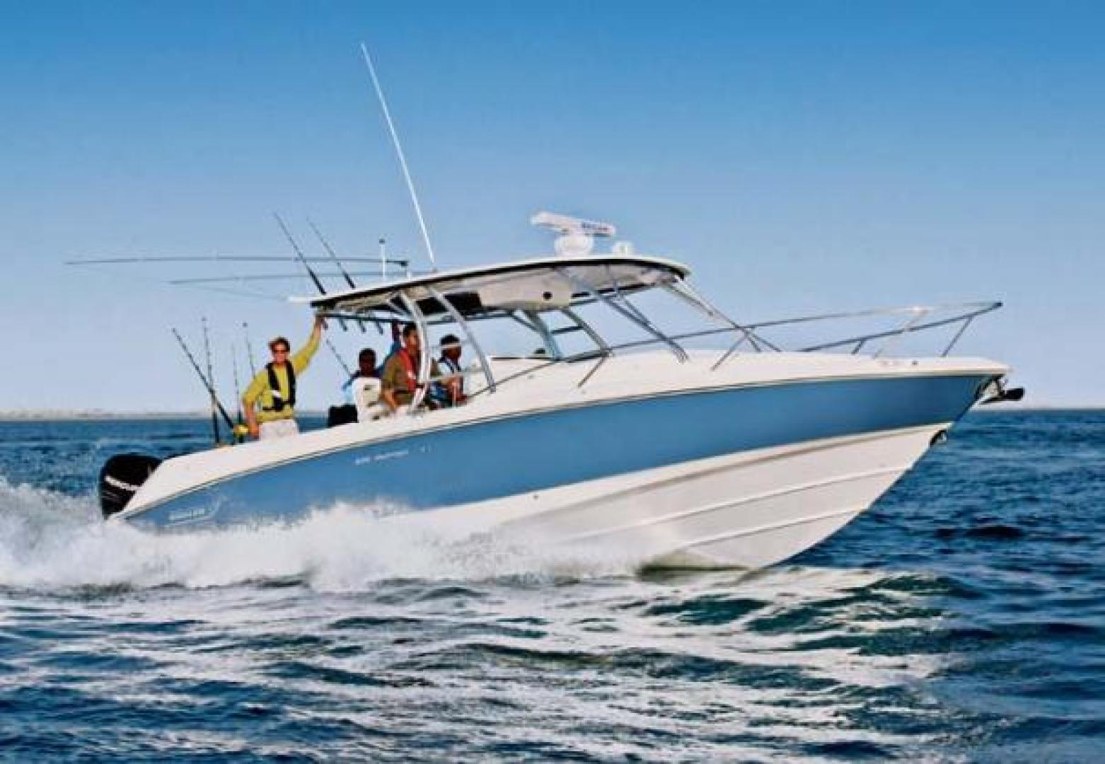 Boston Whaler-320 Outrage Cuddy Cabin 2008 -Onset-Massachusetts-United States-Mfr Provided Image-1447509 | Thumbnail