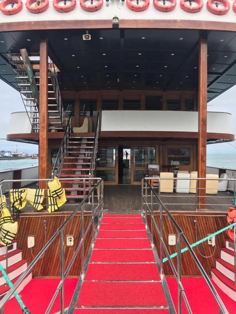 Custom-LZ-140 2009-My Dream Batumi-Georgia-Main Deck  Stern-1447618 | Thumbnail